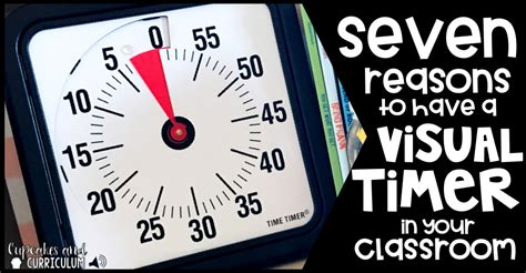 Seven Reasons To Have A Visual Timer In Your Classroom