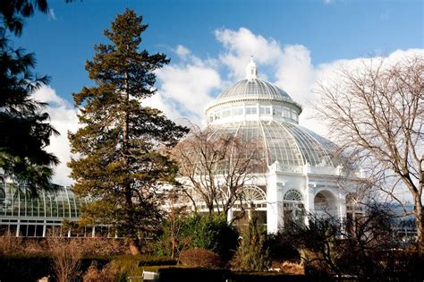 Botanischer Garten New York by New York Botanical Garden Bronx Nycgo