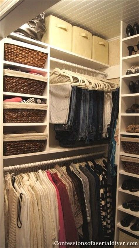 Building Closet Organizers Do It Yourself Woodworking