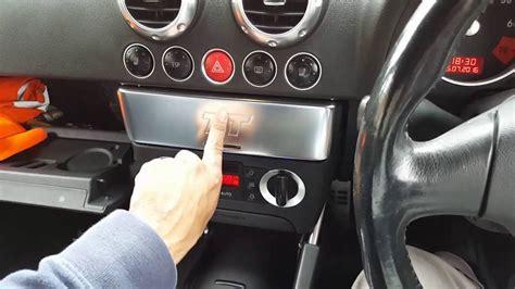 Mk1 Audi Tt Aftermarket Stereo Installation Youtube