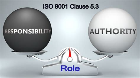iso  understanding clause  roles