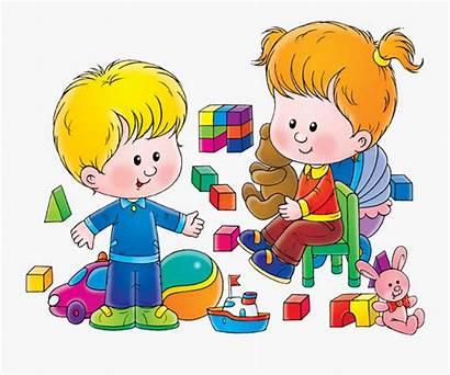 Clipart Playing Toys Play Children Child Toy