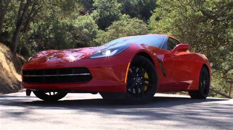 Jaguar F-type V8s Vs Chevrolet Corvette Stingray