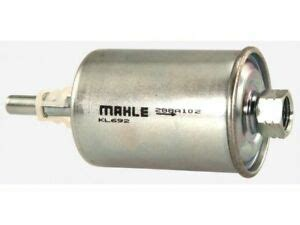 96 Cavalier Fuel Filter by For 1992 2005 Chevrolet Cavalier Fuel Filter In Line Mahle
