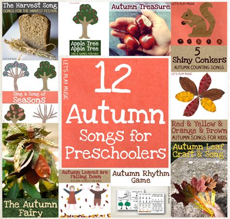 autumn songs for let s play 366   autumn songs for preschool