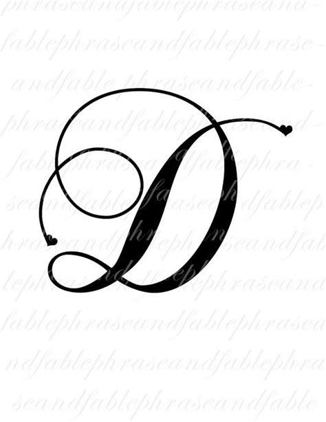 letter  hearts  digital  alphabet  phraseandfable tattoo pinterest lettering