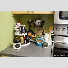 6 Tips For Organizing Your Kitchen In Style  The Little
