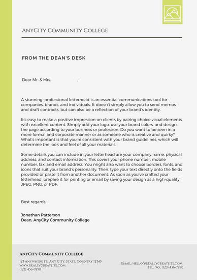 customize  letter templates  page  canva