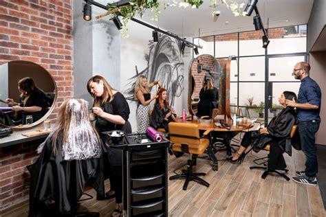 world class hair salon trevor sorbie opens  clifton