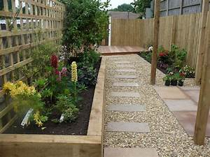Gravelled, Areas, Landscaped