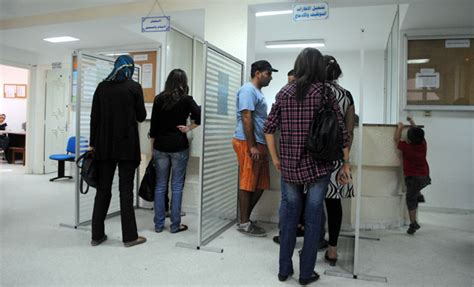 bureau d emploi monastir pointage ecarts du taux de chômage en tunisie 6 6 à monastir 25