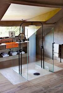 Waschtisch Aus Beton : moderne badezimmer im vintage style freshouse ~ Lizthompson.info Haus und Dekorationen
