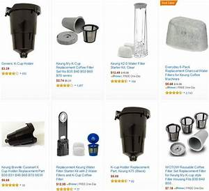 Replacement Parts For Keurig Coffee Maker