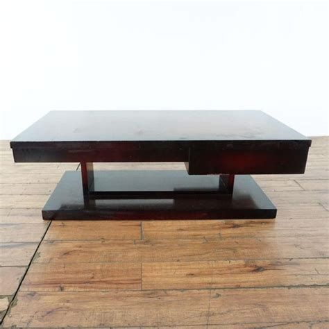 Forget about tables that take forever to put together! Mid-Century Modern Lane Wooden Coffee Table | Chairish