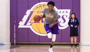 Lakers Hold Workout For De39Aaron Fox Los Angeles Lakers