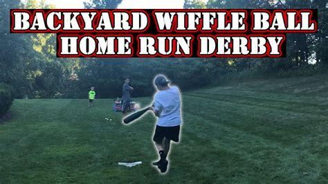 Backyard Wiffle by Backyard Wiffle Home Run Derby