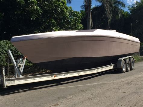 Midnight Express Boats Cabin by Midnight Express 37 37 Cuddy Cabin Boat For Sale From Usa
