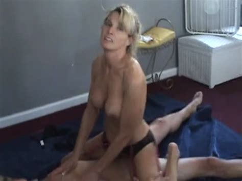 Slut Wife Talking With Hubby While Stud Fucks Her At
