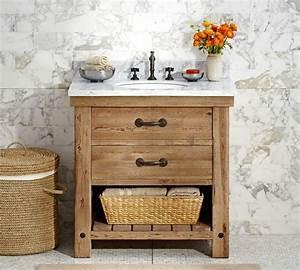 Waschtisch Mit Unterschrank Holz