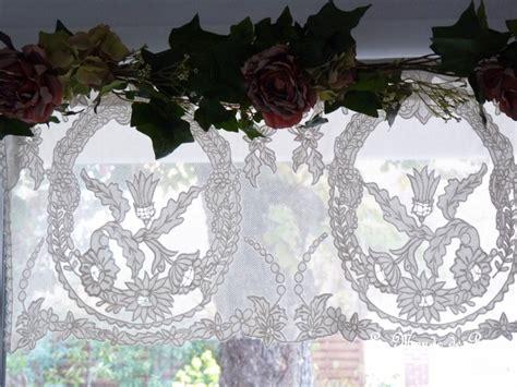 cantonnieres romantiques style shabby chic le monde de rose