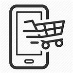 Commerce Icon Mobile Ecommerce Icons Marketing Payment