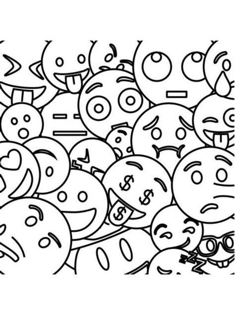 Kleurplaat Emoji Drol by N 25 Coloring Pages Of Emoji