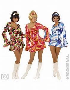 Robe Année 80 : robe disco ~ Dallasstarsshop.com Idées de Décoration