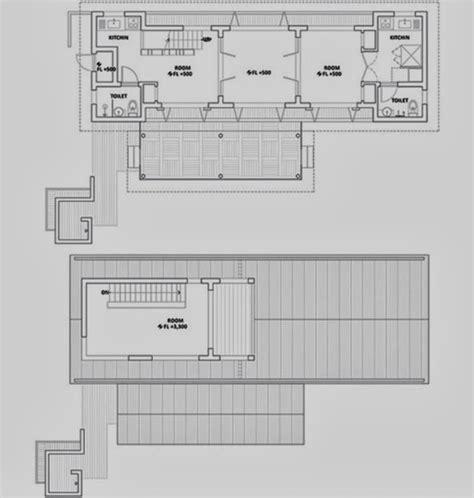 desain rumah khas tradisional korea desain rumah