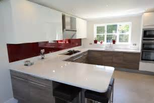 Carrara Marble Tiles Uk by Aug 2013 Design Of The Month Kitchen In White Grey