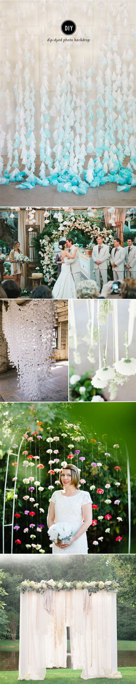 7 charming diy wedding decor ideas we love tulle chantilly wedding blog