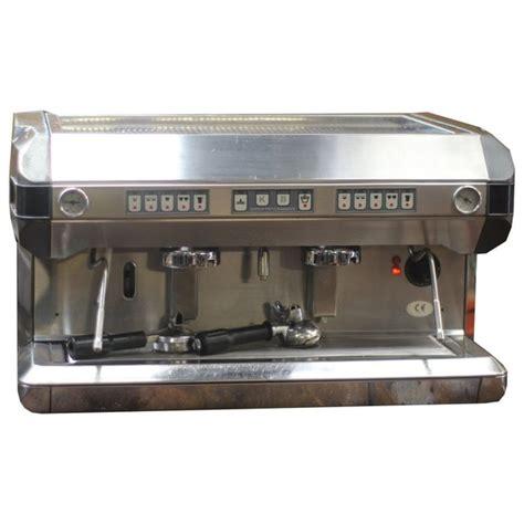 used espresso equipment secondhand catering equipment 2 group espresso machines