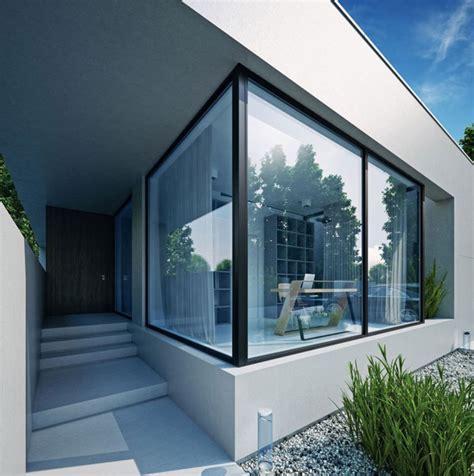 Wooden Cube House - InteriorZine
