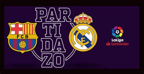 BARCELONA vs. REAL MADRID en VIVO por ESPN 2, ESPN Play ...
