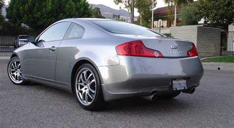 Coupes 15k by 05 G35 Gray Met Int 15k G35driver Infiniti G35