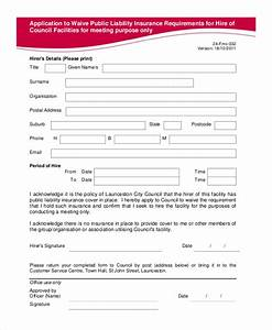 11 liability waiver form templates pdf doc free With photo waiver release form template