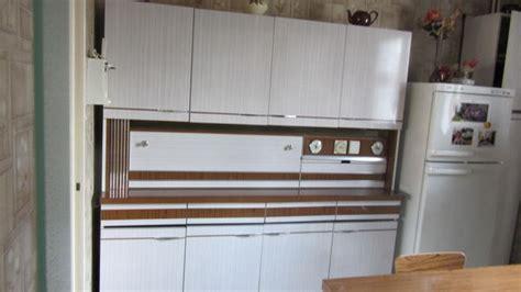 meuble cuisine annee 60 achetez cuisine formica occasion annonce vente 224 vitry