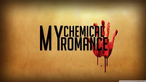 My Chemical Romance 4K HD Desktop Wallpaper for 4K Ultra HD TV