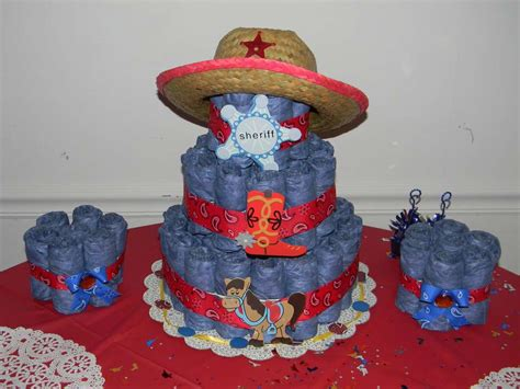 Westerncowboy Baby Shower Party Ideas  Photo 2 Of 27