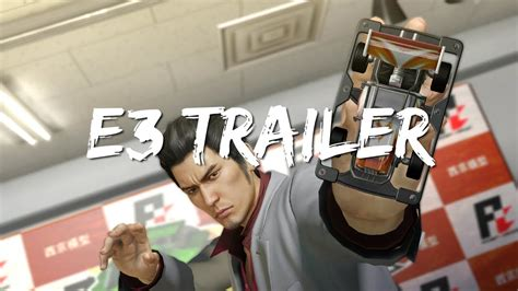 yakuza kiwami trailer codejunkiescouk