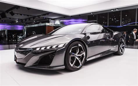 Acura Investing 1 Billion In Building Brand Focused On U
