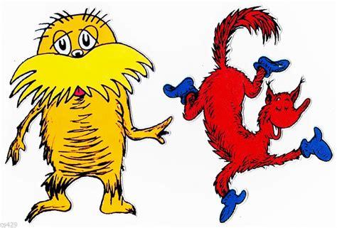 Dr Suess Clip Best Dr Seuss Character Clipart 11391 Clipartion