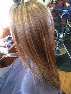 Light brown with caramel highlights | Hair // Makeup ...
