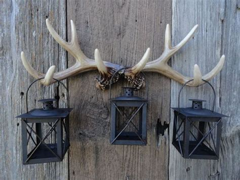 Creative Ways To Decorate With Antlers