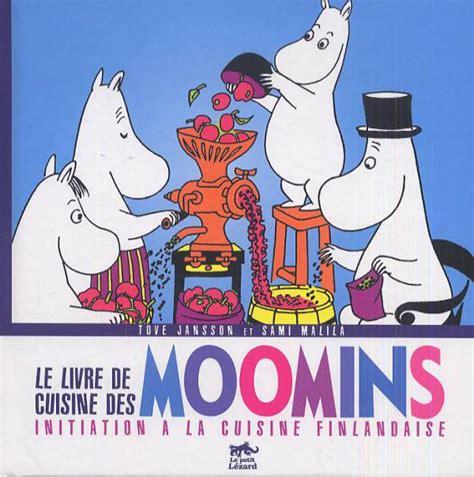 le livre de cuisine serie le livre de cuisine des moomins bdnet com