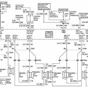 1989 Chevy Blazer 1500 Wiring Diagram