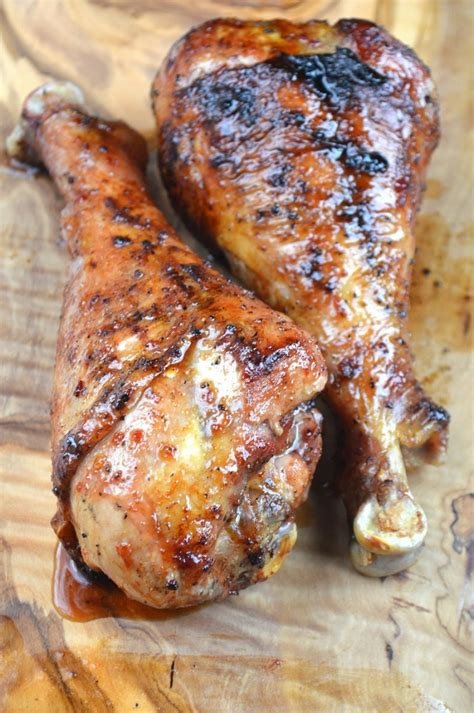grilled turkey legs grilled turkey leg recipe perfect for father s day