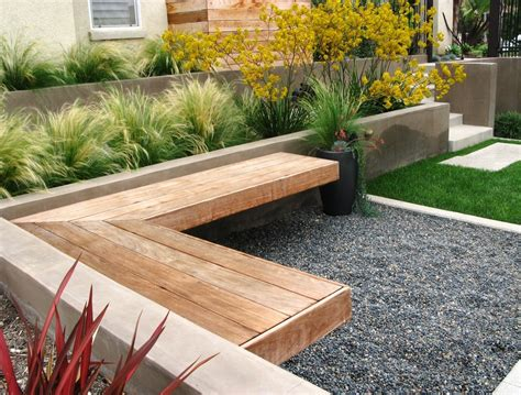 Corner Deck Steps by Superb Phormium Mode San Diego Contemporary Landscape