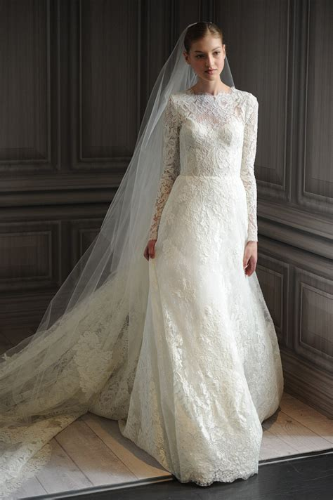 long sleeve lace wedding dress dressed  girl
