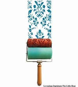 un rouleau qui cree des motifs 03 07 2009 dkomaison With rouleau de peinture decorative