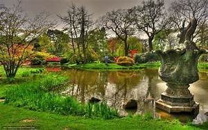 Download wallpaper Garden, Germany, Hamburg, Japanese ...